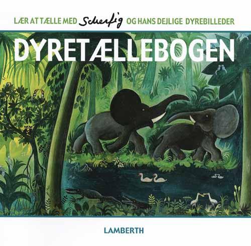Dyretællebogen Lena Lamberth