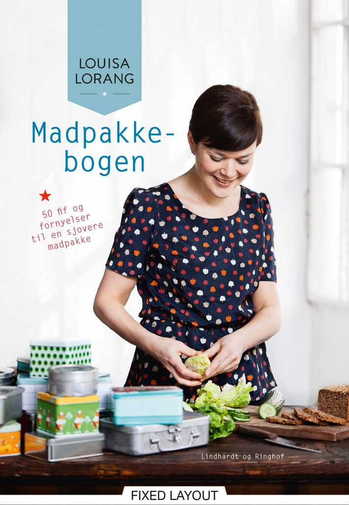 Anmeldelse Louisa Lorang - Madpakkebogen
