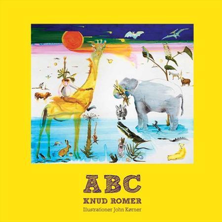 ABC - Knud Romer og John Kørner - Børnebog