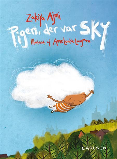 Pigen, der var sky - børnebøger