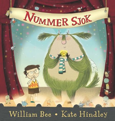 Nummer Sjok - børnebøger