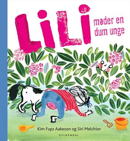 Lili møder en dum unge - Børnebøger