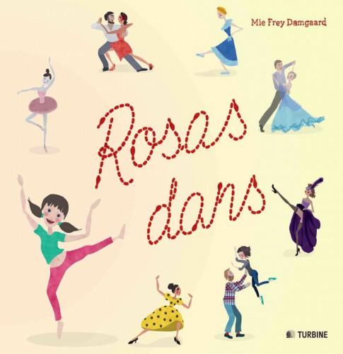 Rosas dans - Børnebøger