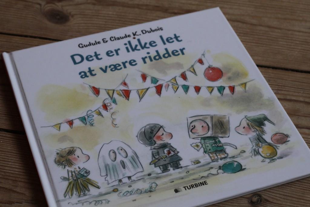 Det er ikke let at være ridder - børnebøger