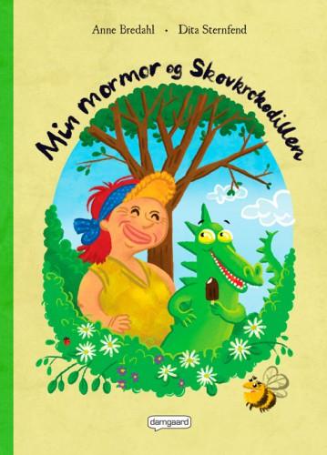 Min mormor og skovkrokodillen - børnebøger