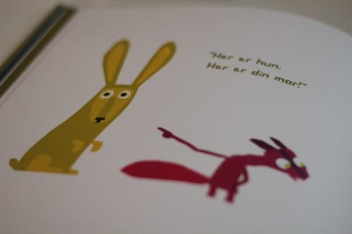Lidt væk - Chris Haughton - Børnebøger
