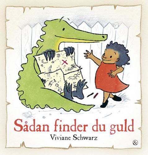 Sådan finder du guld - børnebøger