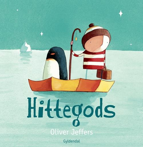 Hittegods Oliver Jeffers