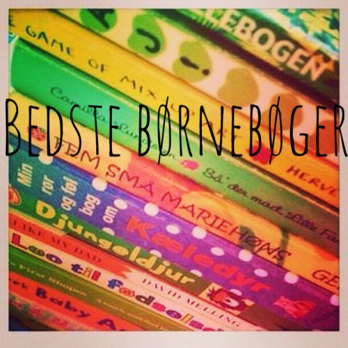 En blog om børnebøger!