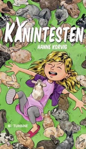 Kanintesten - Hanne Korvig - Turbine Forlaget - Børnebøger