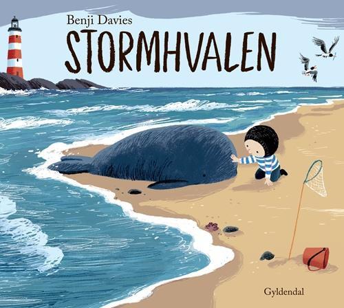 Stormhvalen - Benji Davies - Børnebøger
