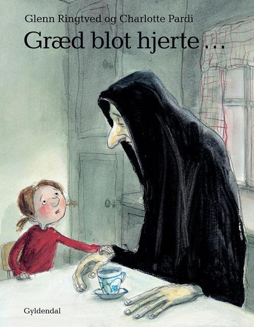Græd blot hjerte - Glenn Ringtved - Børnebøger