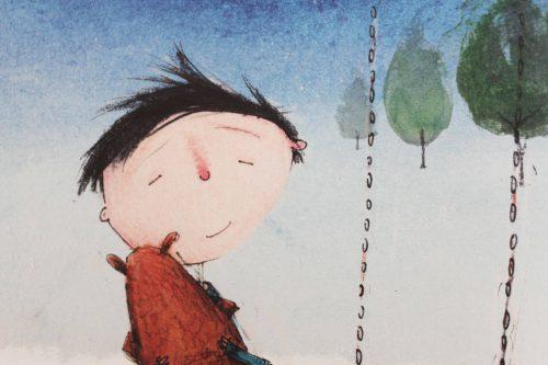 Hej med dig bjørn - Jessica Walton - Børnebøger2