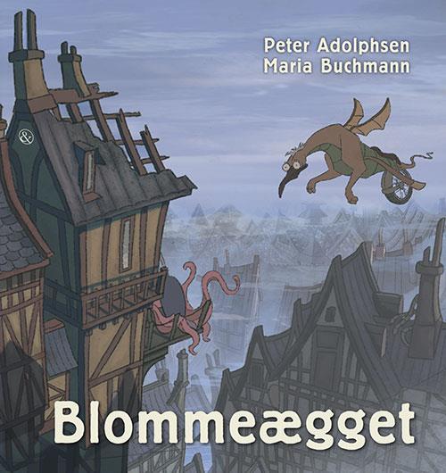 Blommeægget - Peter Adoplhsen - Børnebøger