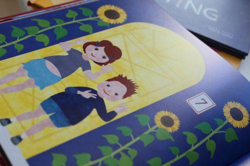 Tal og fingre - Mie Frey Damgaard og Pernille Pind - Børnebøger