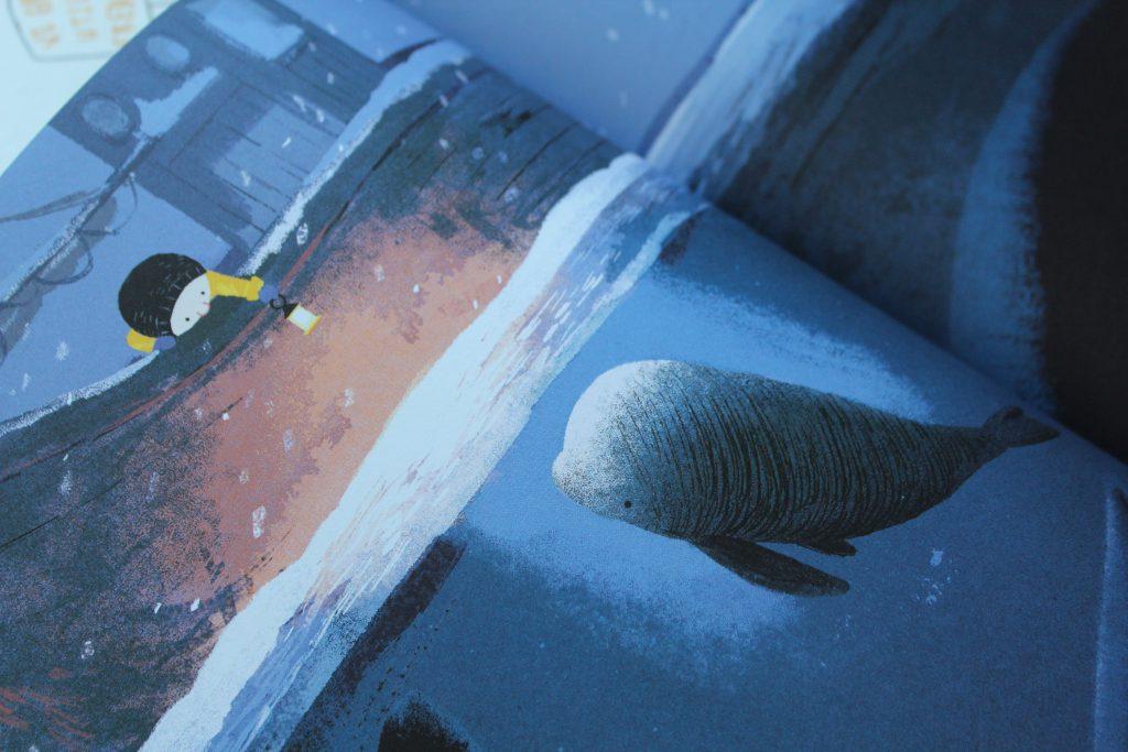 En vinter med stormhvalen - Benji Davies