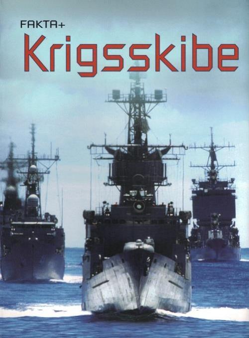 Krigsskibe - Henry Brook - Børnebøger