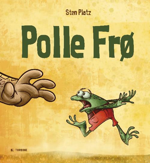 Polle Frø - Sten Platz - Børnebøger