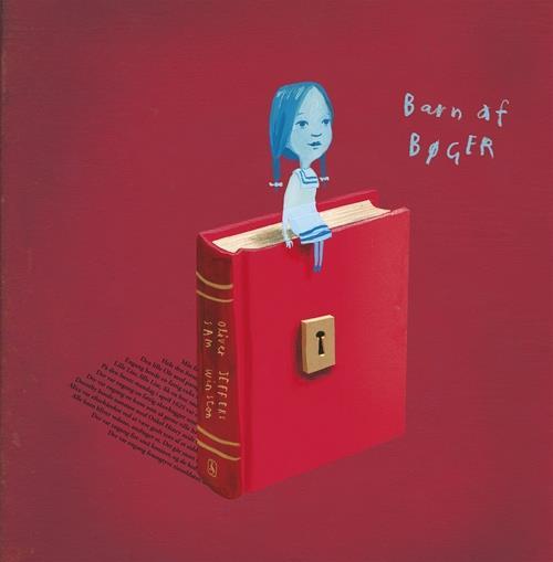 Barn af Bøger- Oliver Jeffers - Børnebøger