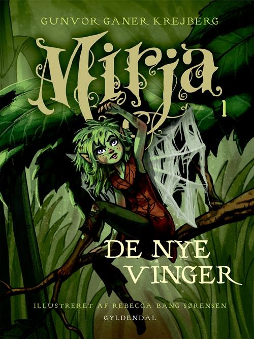 Mirja - Gunvor Ganer Krejberg - Børnebøger