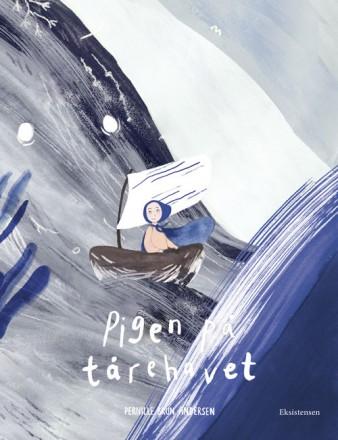 Pigen på Tårehavet - Pernille Brun Andersen - Børnebøger
