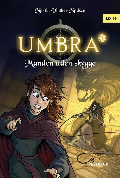 Umbra - Martin Vinther Madsen - Børnebøger