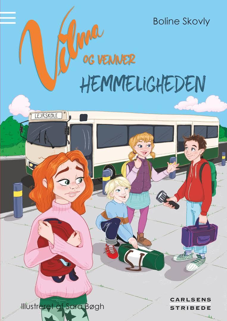 Vilma og venner - Boline Skov . Børnebøger