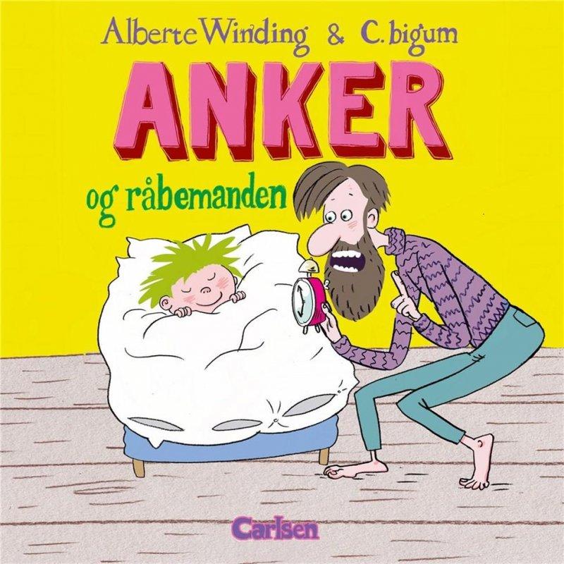 anker-og-raabemanden_alberte winding - børnebøger