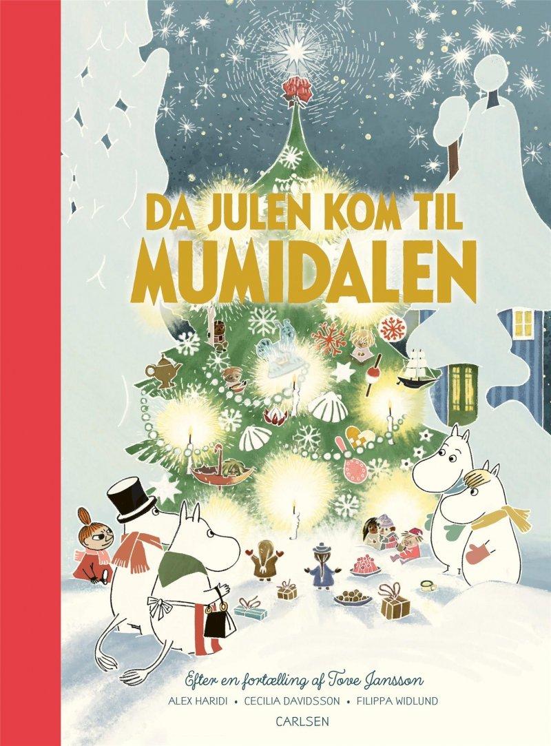 da-julen-kom-til-mumidalen_tove Jansson - børnebøger