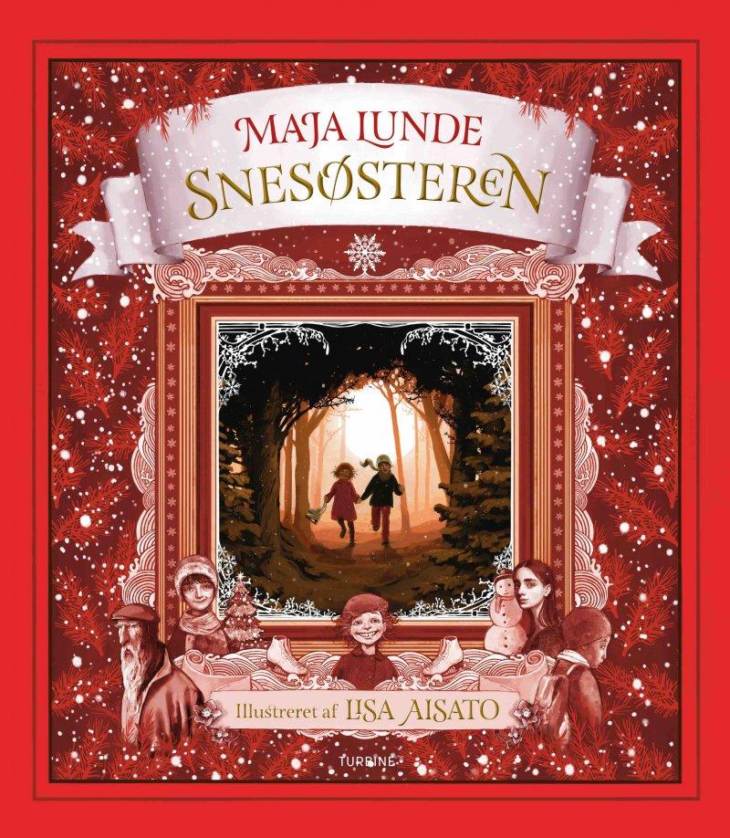 snesoesteren_maja lunde - børnebøger