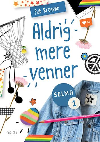 Selma - puk krogsøe - børnebøger