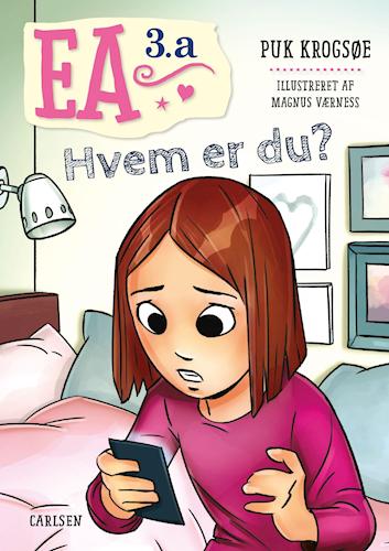 Ea 3.a hvem er du - puk krogsøe - børnebøger