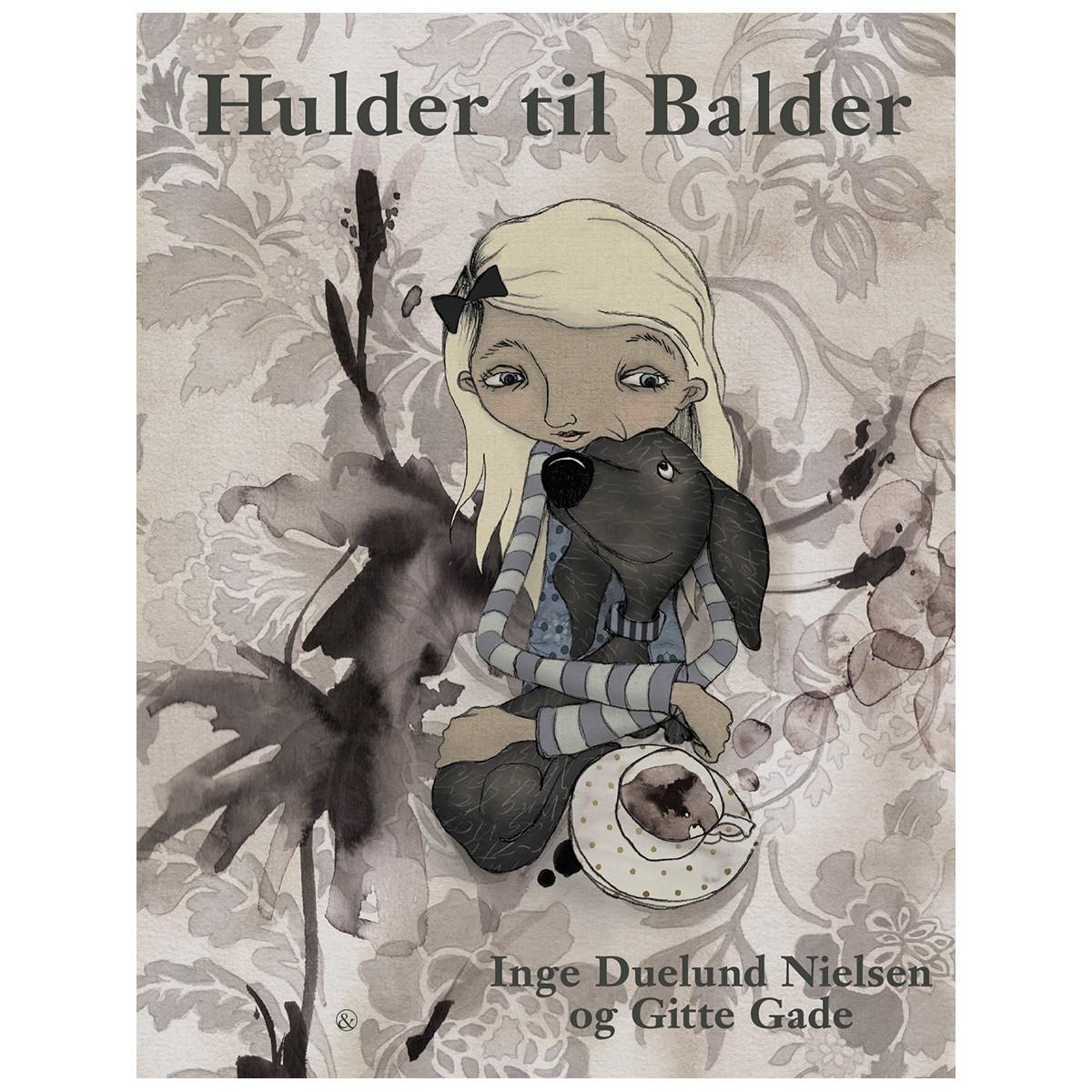 HUlder til balder Inge Duelund NIelsen børnebøger