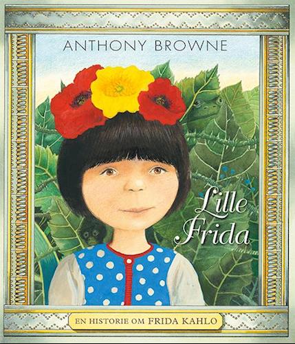 Lille Frida - Anthony Browne - Børnebøger