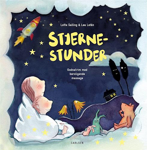 Stjernestunder - lotte salling - børnebøger
